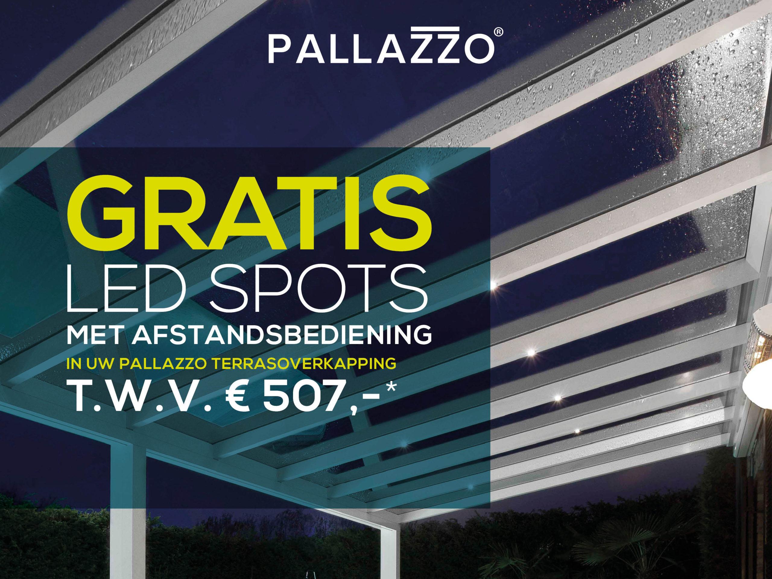 Gratis LED spots voorjaarsactie 2021
