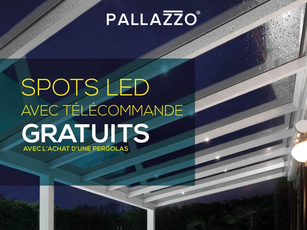 Spots LED Gratuits